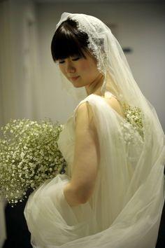 ICU 国際基督教大学での結婚式 披露宴 ウェディングドレスSiesta   Siesta