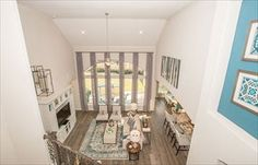 New Haven II New Home Plan in Lakes at Creekside: Wentworth Collection by Lennar