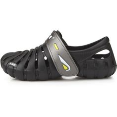 New Band Beach Aqua Water Sports Athletic Black Womens Shoes Velcro Sandals  11 -- For 0fb79bb0f
