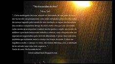 """Sussurros da Noite...: Trecho do conto """"Na escuridão do Ser"""", do livro 'M..."""