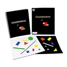 Colorforms, a toy from my youth, are still available. They come in an impressively heavy notebook format.