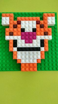 Лего мозаика, Тигруля Lego Math, Lego Craft, Lego Minecraft, Lego Duplo, Mosaico Lego, Lego Studios, Lego Therapy, Lego Club, Lego For Kids