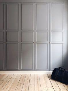 Give The Stunning Look With Bathroom Trends 2019 Bedroom Built In Wardrobe, Wardrobe Room, Bedroom Closet Design, Home Bedroom, Wardrobe Door Designs, Closet Designs, Cupboard Design, Bathroom Trends, Apartment Design