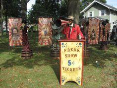 810 best halloween carnevil sinister circus night circus
