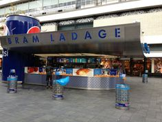 Get the best chips/fries of Rotterdam with mayonaise here! Bram Ladage in Rotterdam, Zuid-Holland