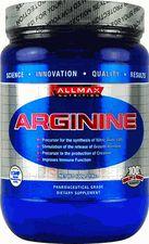 Allmax Arginine - Allmax Nutrition Arginine 400 Grams