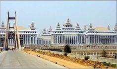 Naypyidaw: New capital of Myanmar (Burma), built in secret in virgin jungle per advice from dictator's astrologer