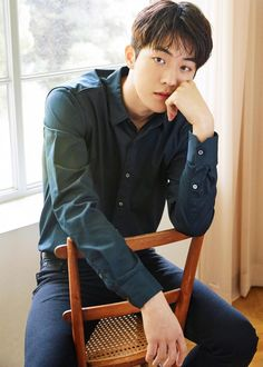 "180917 Nam Joo Hyuk's Interview for ""The Great Battle"" movie Ji Soo Nam Joo Hyuk, Nam Joo Hyuk Smile, Lee Sung Kyung, Asian Actors, Korean Actors, Nam Joo Hyuk Wallpaper, Jong Hyuk, Park Bogum, Joon Hyung"