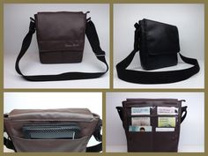JW Men's Messenger/Courier Ministry Bag. Faux by BelloCovers