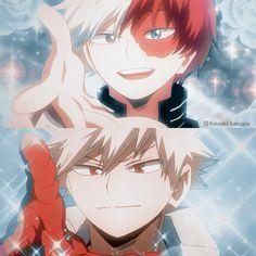 Ah i died My Hero Academia Shouto, My Hero Academia Episodes, Hero Academia Characters, Anime Characters, Anime W, Otaku Anime, Cute Anime Guys, I Love Anime, Chibi