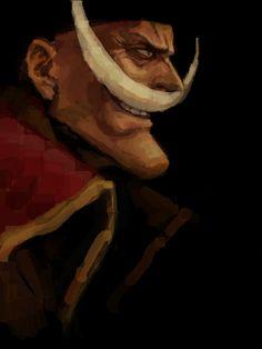 Edward Newgate,Whitebeard - One Piece,Anime