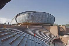 Parco della Musica / Rome / Italy | Architect: Renzo Piano Building Workshop