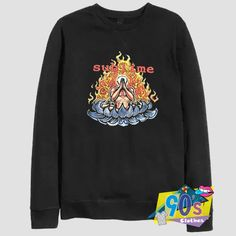 Vintage Sublime Fire Art Sweatshirt safely and comfortably with premium quality. And get other funny sweatshirts only at Clothes Store. The post Vintage Sublime Fire Art Sweatshirt appeared first on Clothes. Fire Art, 90s Outfit, Funny Sweatshirts, Tour T Shirts, Colored Jeans, 90s Fashion, Different Styles, Cool Shirts, Casual Looks