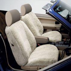 Blue Ribbon 3 Star Semi Custom Sheepskin Seat Covers