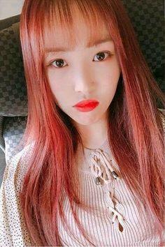 Gfriend Yuju, Jung Eun Bi, Kim Ye Won, My Wife Is, G Friend, S Girls, South Korean Girls, Red Hair, Asian Beauty