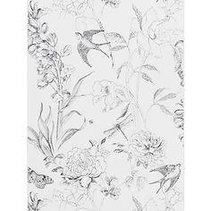 Buy Designers Guild Jardin des Plantes Sibylla Garden Paste the Wall Wallpaper Online at johnlewis.com