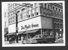The Right House, seen here in 1960, was Hamilton's first department store.