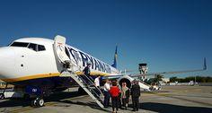 Nouvelle ligne Toulouse - Naples avec Ryanair