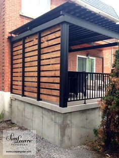 Pergola Policarbonato Bambu - Pergola Flowers Backyards - - Retractable Pergola With Lights - Backyard Pergola Rustic - Pergola Lighting Wedding Wood Pergola, Outdoor Pergola, Pergola Shade, Outdoor Rooms, Outdoor Living, Pergola Kits, Pergola Carport, Modern Pergola, Cheap Pergola