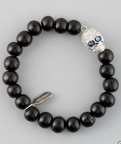 Lisa Freede bracelet pave crystals - #love