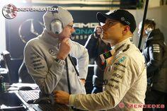 """Symonds: """"Será muy difícil que Bottas supere a Hamilton""""  #F1 #Formula1"""