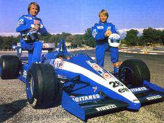 rene arnoux 1986 | Coches de competición más bellos de la historia: Ligier
