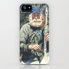 Flute Player Sept 2014 iPhone & iPod Case by Robles Art - $35.00