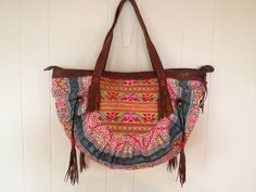 "Half Moon Bag - ""Houa"""