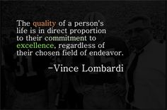 Commit To Excellence