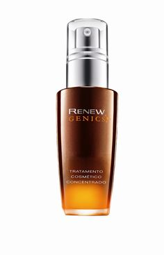 Avon Renew Genics Tratamento Cosmético Concentrado (R$ 110,00): sérum com fórmula duas vezes mais potente do que a encontrada no formato em creme.