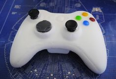 #Parody xbox #controller soap – #controller, #novelty, retro gamer, handmade,  View more on the LINK: 	http://www.zeppy.io/product/gb/2/291925735579/