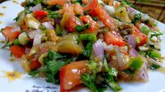 Εκτέλεση Κόβουμε τα κοτσάνια από τις μελιτζάνες ,τις Vegetable Sides, Vegetable Recipes, Vegetarian Recipes, Cooking Recipes, Appetizer Recipes, Salad Recipes, Dips, Greek Dishes, Happy Foods