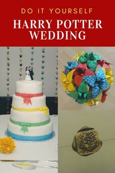 Before and After Baby: DIY Harry Potter Themed Wedding Harry Potter Wedding, Harry Potter Diy, Diy And Crafts, Crafts For Kids, Party Planning, Wedding Planning, Parenting Hacks, Diy Gifts, Birthday Parties