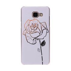 A3 2016 Cases Fashion 3D Diamond Dimensional Relief Painted Case Cover For Samsung Galaxy A3 2016 A310 Case Mobile Phone Bag