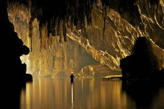 Fascinating Cave Photography | Abduzeedo Design Inspiration