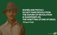 15 Powerful quotes spoken by our freedom fighters are the words they lived by! Slogans by these freedom fighters should never be forgotten. Slogans Of Freedom Fighters, Freedom Fighters Of India, Motivational Quotes In Hindi, Inspirational Quotes, Bhagat Singh Quotes, India Quotes, Personality Quotes, Powerful Quotes, Quote Posters