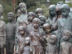 memorial lidice 82 enfants - Recherche Google