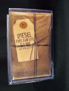 Diesel Fuel for Life by Diesel 1.7oz/50ml Eau De Toilette EDT Spray for Men NIB #Diesel