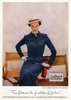 Mary Jane Russell - Juilliard 1949
