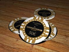 Grand Casino Poker Chips on Behance