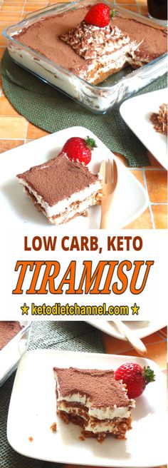 The Big Diabetes Lie Recipes-Diet Tiramisu - Keto, Low Carb, Gluten Free, Sugar Free Doctors at the International Council for Truth in Medicine are revealing the truth about diabetes that has been suppressed for over 21 years. Keto Cookies, Keto Cupcakes, Low Carb Desserts, Low Carb Recipes, Low Calorie Sweets, Cook Desserts, Delicious Recipes, Free Recipes, Easy Recipes