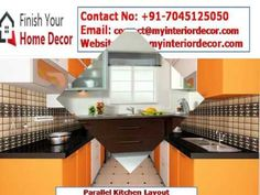 Straight Kitchen Layout,J Shaped Kitchen Layout,Parallel Kitchen Layout,.  Find This Pin And More On Modular Kitchen Designs Mumbai ...