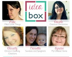 """Thanks so much for featuring my post """"How Link parties Help Grow Your Blog """" at this week's party Mila! Idea Box-Thursday Link Party #22"""