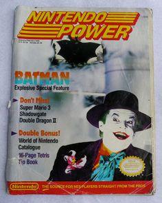 R.I.P. Nintendo Power