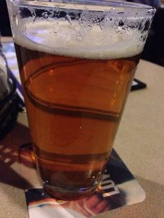 Loose cannon local brew 7% abv Pappas Restaurant and Sports Bar
