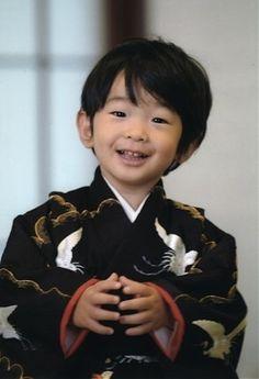 Prince Hisahito RULES ALL.
