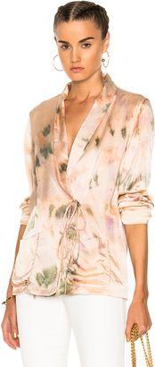 Shop Now - >  https://api.shopstyle.com/action/apiVisitRetailer?id=647409204&pid=uid6996-25233114-59 Raquel Allegra Wrap Tie Blazer Jacket  ...