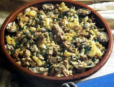 Salada Algarvia - Gastronomia de Portugal