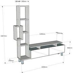 Home Discount Designer Brands - Up to off - BrandAlley Tv Unit Furniture Design, Wooden Pallet Furniture, Home Decor Furniture, Tv Wall Design, Shelf Design, Cabinet Design, Wood Design, Tv Unit Decor, Tv Wall Decor