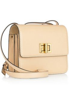 Chloé, Louise Leather Shoulder Bag $2195